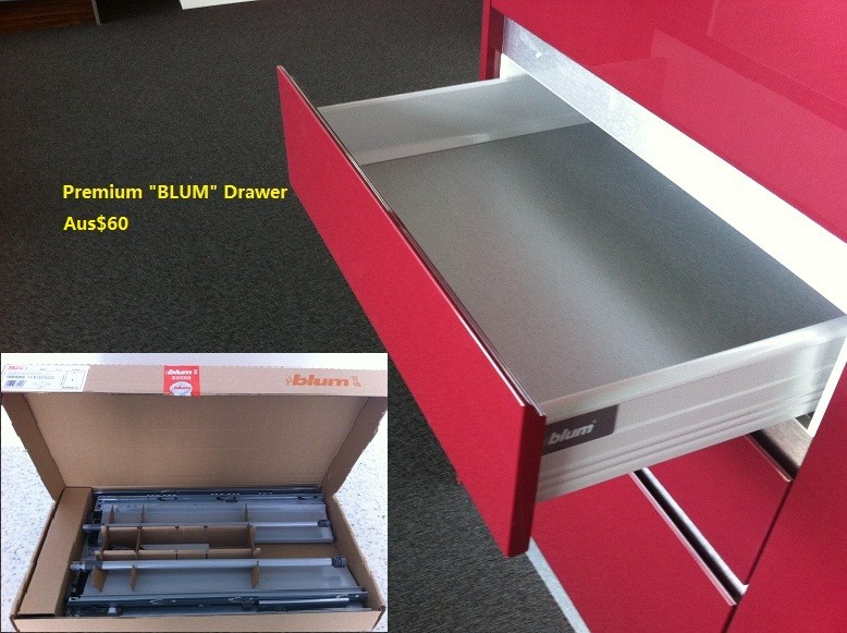 Premium BLUM Drawer