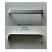 Cabinet door handle (honed/round )