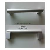 Cabinet door handle (honed/square)